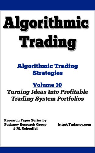 Building algorithmic trading systems epub