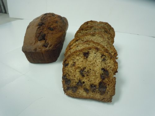 Auntie Dawn's Chocolate Chip Banana Bread