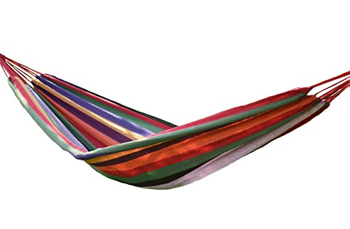 Buffalo 2Person RELAX Portable Cotton Hemp Hammock
