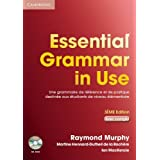 Essential Grammar in Use with Answers and CD-ROM French Editionpar Hennard-Dutheil de la...