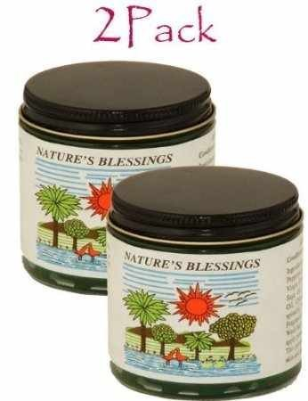 2 Pack - Nature's Blessing Hair Pomade