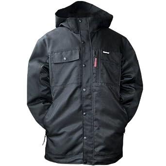 Caterpillar C1313056 INSUL TWILL NEW / Mens Jackets (Small) (Black)