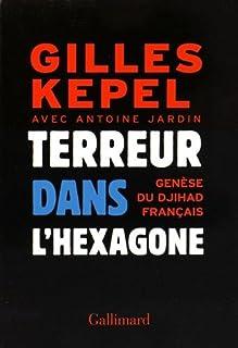 Terreur dans l'Hexagone : genèse du djihad français, Kepel, Gilles