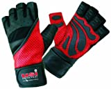 USI Fitness Gloves Super Pro, L (Black)