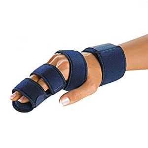 Useful idea Thumb immobilization splint pity, that