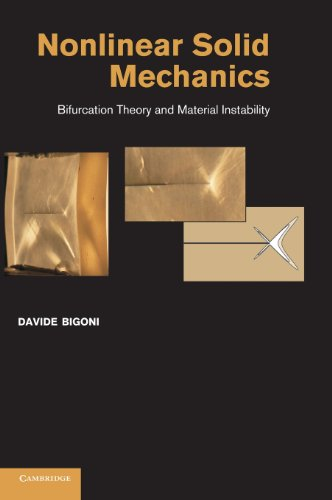 Nonlinear Solid Mechanics: Bifurcation Theory and Material Instability