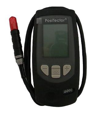 DeFelsko PosiTector 6000 Standard Coating Thickness Gauge with Ferrous Probe
