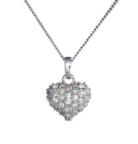 Annaleece Crystal Sweetheart - Necklace