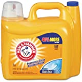 Dual HE Clean-Burst Liquid Laundry Detergent, 210oz Bottle, Sold as 1 Carton
