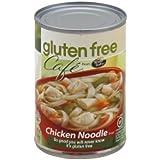 Gluten Free Cafe Gluten-Free Chicken Noodle Soup - 15 oz