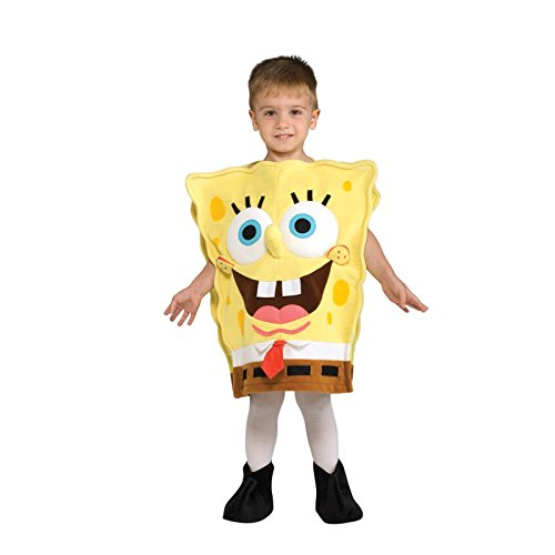 Spongebob 3-D Plush Costume
