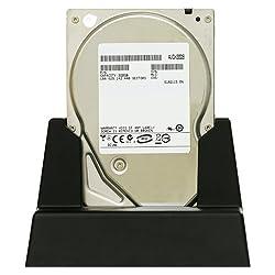 アオテック ハードディスクスタンド SATA接続3.5/2.5