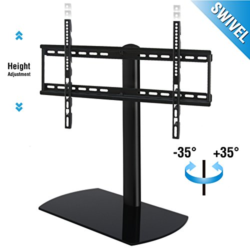 Fenge Swivel Universal TV Stand/Base Tabletop TV Stand