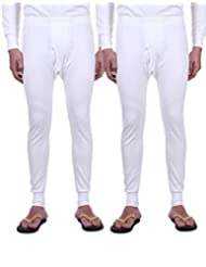 Unix Men Thermal Wear Pyjama - Pack Of 2 (UN3606-$P)