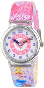 Disney Kids' PRSKQ741  Time Teacher Watch