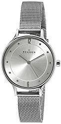 Skagen End-of-Season Anita Analog Silver Dial Womens Watch - SKW2149