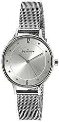 Skagen Women's SKW2149 Anita Stainless Steel Watch with Mesh Bracelet