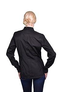 Dolce & Gabbana Women's Button Down Collar Shirt Black
