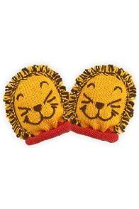Joobles Organic Baby Mittens - Roar the Lion
