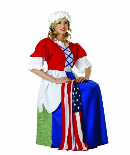 RG Costumes Women's Betsy Ross