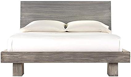 Zen Bed, KING, DRIFTWOOD