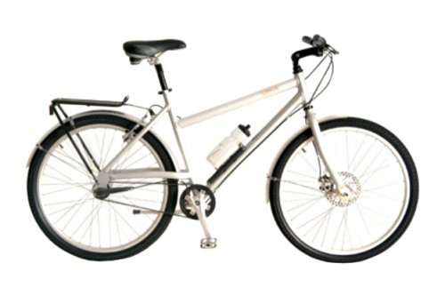 Delta CDRIVE 26-Inch Belt Drive Hybrid Bicycle (50cm Frame)