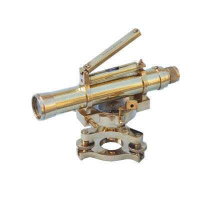 Dumpy Level Top Bubble And Transit Decorative Telescope