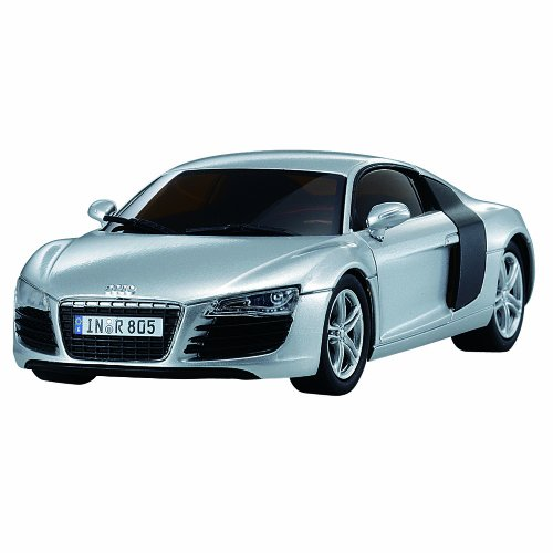 For Sale Kyosho ASC FX-101MM | RC CAR PARTS | Audi R8 2006 Silver DNX507S ( Japanese Import )