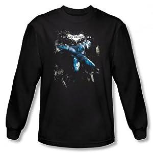 Dark Knight Rises - Batman What Gotham Needs Men's Long Sleeve T-Shirt
