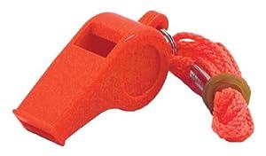 Shoreline Marine Whistle Safety Basic (Orange)