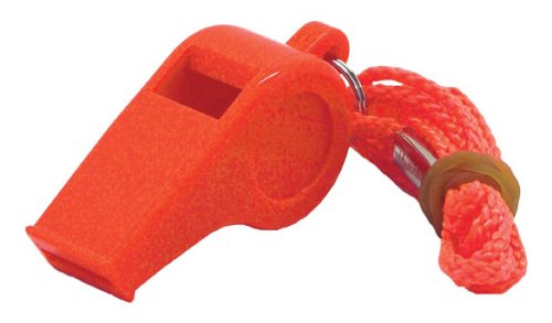Shoreline Marine Safety Whistle Basic