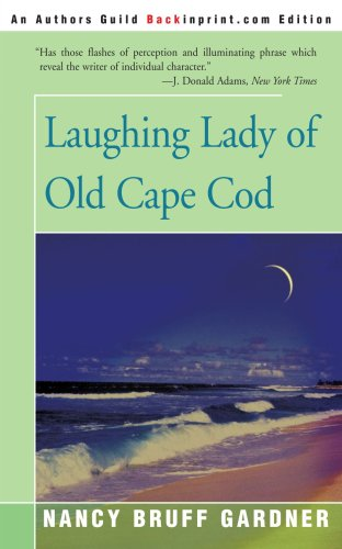 Laughing Lady of Old Cape Cod