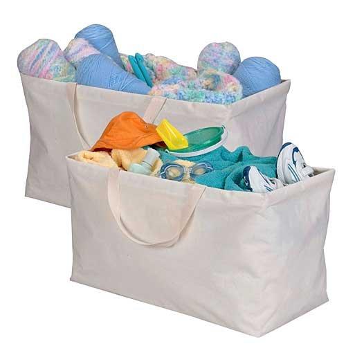 Foldable Laundry Hamper: Household Essentials Rectangular