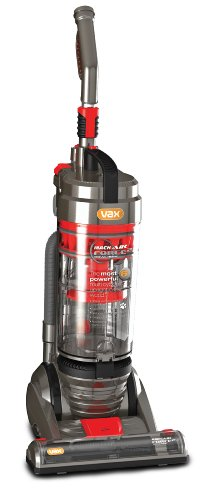 Vax U89-MAF2-T Air Force 2 Total Home Multicyclonic Bagless Upright Vacuum Cleaner