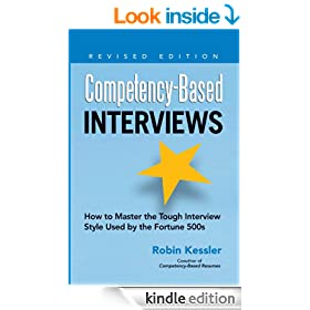 Competency-Based Interviews, Revised Edition: How to Master the Tough Interview Style Used by the Fortune 500s