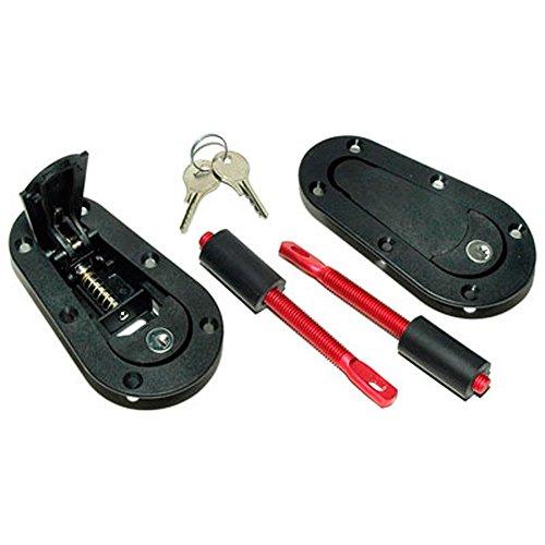 Autostyle GS T1202100 Motorhaubenhaken/Pins