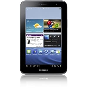 Samsung Galaxy Tab 2 7 8 Gb Tablet - 1 Ghz - Titanium Silver - 1024 X 600 Wsvga Display - 1 Gb Ram - Bluetooth - Android 4.0 Ice Cream Sandwich