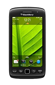 BlackBerry Torch 9860 Smartphone 4GB (9,4 cm (3,7 Zoll) Display, Touchscreen, 5 Megapixel Kamera)