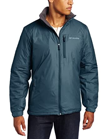Columbia Men's Hexie Heights Jacket, Mystery, X-Large