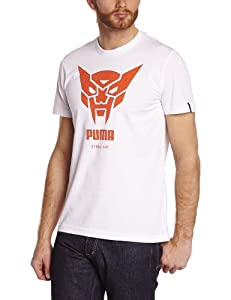 Puma Makers T-Shirt homme Blanc M