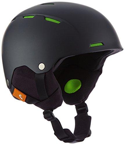 HEAD uomo casco Andor, Black/Lime, XL/XXL, 324085