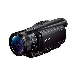 ソニー デジタル4Kビデオカメラレコーダー Handycam AX100 FDR-AX100