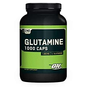 Optimum Nutrition Glutamine 1000Mg