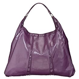 Mossimo purple hobo bag