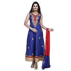 Smart Lady_Royal Blue_Churidar