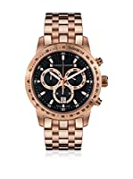 Chrono Diamond Reloj con movimiento cuarzo suizo Unisex 12100F Theseus Rosado 43.0 mm