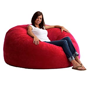 Comfort Research King Fuf in Comfort Suede, Sierra Red