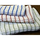 World's Best Dish Cloths - Set of 12 - Assorted Colors