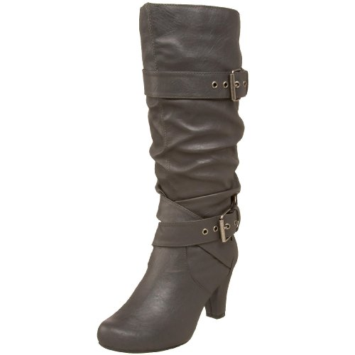 Madden Girl Women's Punkk Slouch Boot