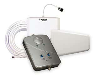 Wilson Electronics DB Pro - Indoor Cellular Signal Booster Kit for the Entire House - Retail Packaging - Gray